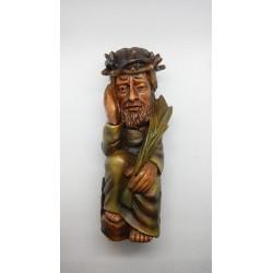 figurka -Chrystus Frasobliwy - 15 cm