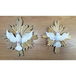 Figurka - Duch św. - wisząca