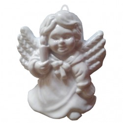Aniołek ze świeczką