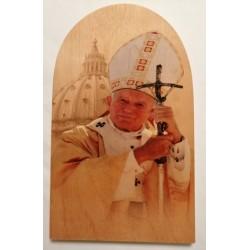 Ikona - Papież Jan Paweł II