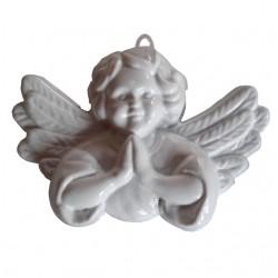 Aniołek ze złożonymi rączkami