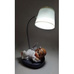 lampka z aniołkiem