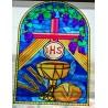 Witraż magnetyczny - Eucharystia