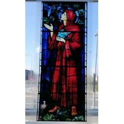Witraż magnetyczny - św. Franciszek