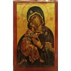Ikona - Matka Boża Miłująca