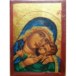 Ikona - Matka Boża Serdeczna