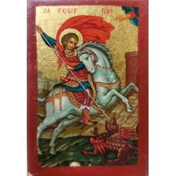 Ikona -św. Jerzy