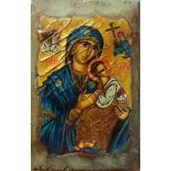 Ikona - Matka Boża Nieustającej Pomocy
