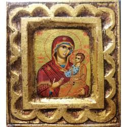 Ikona - Matka Boża Iwierska