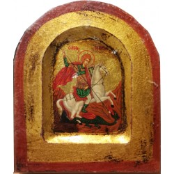 Ikona - św. Jerzy