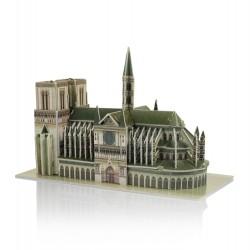 Puzzle 3D - Katedra Notre-Dame w Paryżu