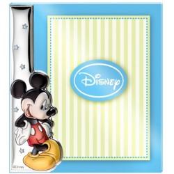 Ramka srebrna Disney - Myszka Miki
