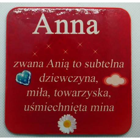 Podkładka pod kubek Anna