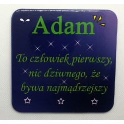 Podkładka pod kubek Adam
