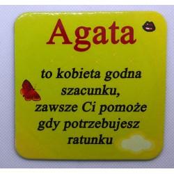"""Podkładka pod kubek """"Agata"""""""
