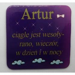 """Podkładka pod kubek """"Artur"""""""