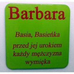 """Podkładka pod kubek """"Barbara"""""""
