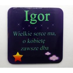 """Podkładka pod kubek """"Igor"""""""
