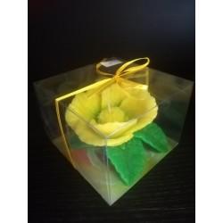 Świeca ozdobna - tulipan
