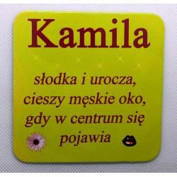 """Podkładka pod kubek """"Kamila"""""""