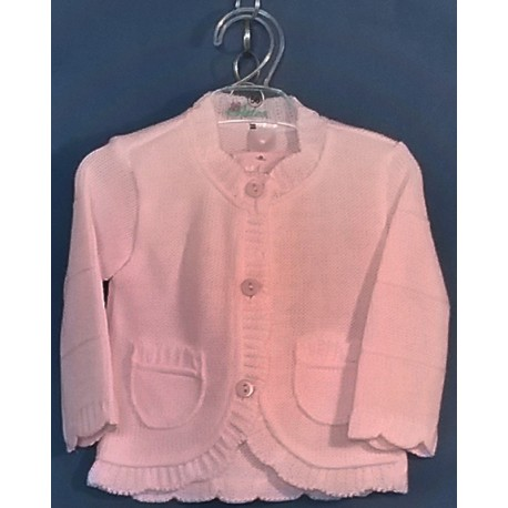 Sweterek dziewczęcy  - 2 - 56