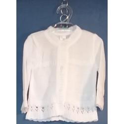 Sweterek dziewczęcy  - 1 - 80