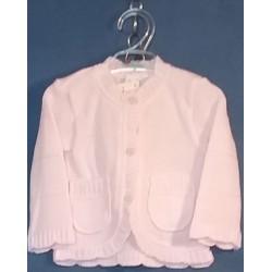 Sweterek dziewczęcy  - 1 - 86
