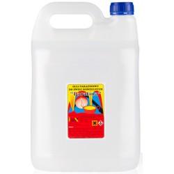 Olej parafinowy z lejkiem - 5l bezbarwny