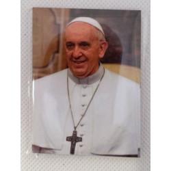 Magnes, nóżka, zawieszka - Papież Franciszek