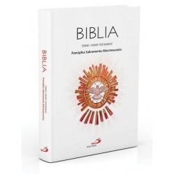 Biblia Pamiątka Sakramentu Bierzmowania