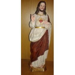 Figurka - Serce Jezusa - 40 cm